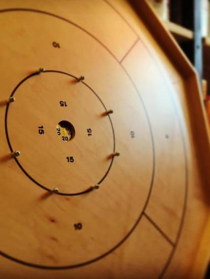 Crokinole Boards
